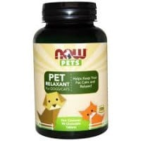 Now Pets Relaxant 90 chewable tabs
