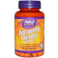 Now Sports Recovery Factors with IGF-1 90 vcaps