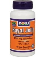 Now Royal Jelly 1000 mg 60 softgels