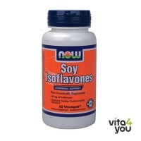 Now Soy Isoflavones 150 mg 60 caps