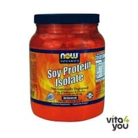 Now Sports Soy Protein Isolate Non-GE 544 gr