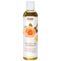 Now Tranquil Rose Massage Oil 237 ml