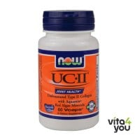 Now UC-II (Undernatured Type II Collagen) 60 vcaps
