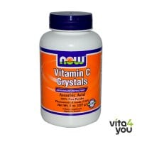 Now Vitamin C Crystals 227 gr