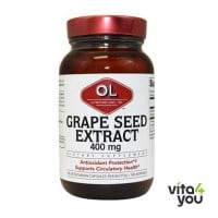 Olympian Labs Grape Seed extract 400 mg 100 caps