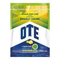 Ote Energy Drink Lemon & Lime 1.2 kg