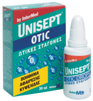 Intermed Unisept Otic drops 30 ml