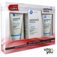 Panthenol Extra Cream 100 ml & Hand cream 75 ml & Feet cream 60 ml