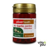 Power Health Garlic odourless 1000 mg 30 caps