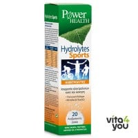 Power Health Hydrolytes Sports 20 eff tabs