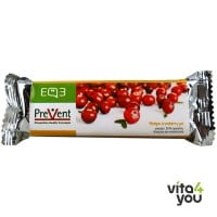 Prevent Bar Cranberry Crunchy 3 x 60 gr