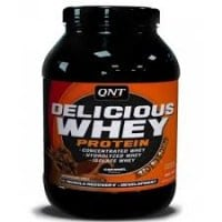 QNT Delicious Whey Protein Chocolate 2.2 kg