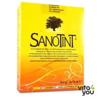 Sanotint Hair Lightening Kit 3 x 15 ml