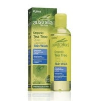 Optima Australian Organic Tea Tree Deep Cleansing Skin Wash 250 ml