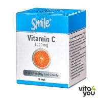 Smile Vitamin C 1000 mg 15 bags