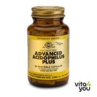 Solgar Advanced Acidophilus Plus 120 veg.caps