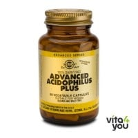 Solgar Advanced Acidophilus Plus 60 veg.caps