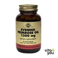 Solgar Evening Primrose Oil 1300 mg 30 softgels