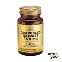 Solgar Grape Seed Extract 100mg 30 veg.caps