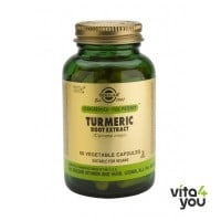 Solgar Standardised Turmeric Root Extract 60 veg caps