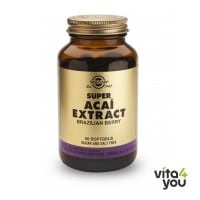 Solgar Super Acai extract  50 softgels