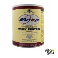 Solgar Whey To Go Protein vanilla powder 907 gr