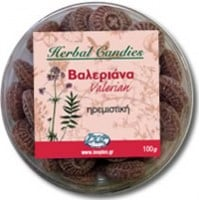 InoPlus Natural Herb Candies Βαλεριάνα 70 γρ