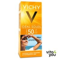 Vichy Ideal Soleil Dry Touch SPF 50+ 50 ml