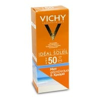 Vichy Ideal Soleil Dry Touch Tinted BB  Face Fluid SPF50 50 ml