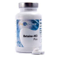 Viogenesis Betaine HCL plus 125 tabs