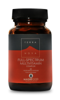 Terra Nova Full Spectrum Multivitamin Complex 50 veg caps
