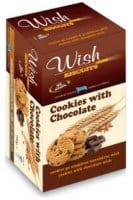 Wish Chocolate cookies 90 gr