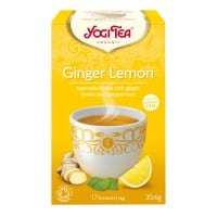 Yogi Tea Ginger Lemon 30.6 gr