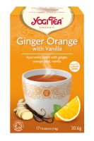 Yogi Tea Ginger Orange Vanilla 30.6 gr