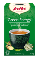 Yogi Tea Green Energy Bio 30.6 gr