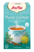 Yogi Tea Throat Comfort Bio 30.6 gr
