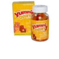 Hero Nutritionals Yummi bears Fiber 45 gummies