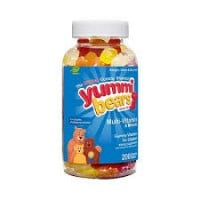 Hero Nutritionals Yummi bears Multi Vitamins + Minerals 90 gummies