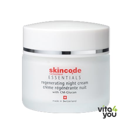 Skincode Regenerating Night Cream 50ml