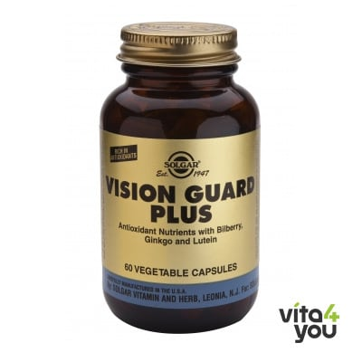 Solgar Vision Guard Plus 60  veg.caps