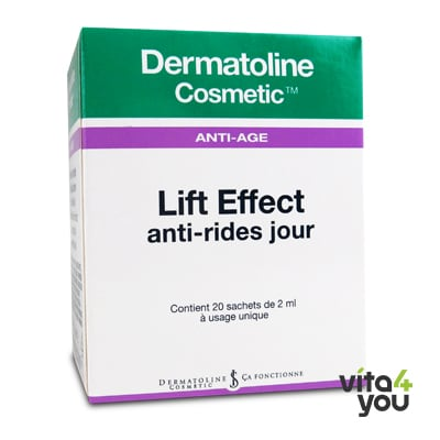 Dermatoline Cosmetic Anti-Age Lift Effect Anti-Rides Jour 50 ml