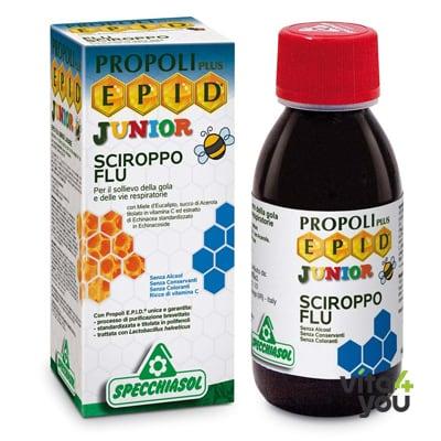 Specchiasol EPID flu junior 100 ml