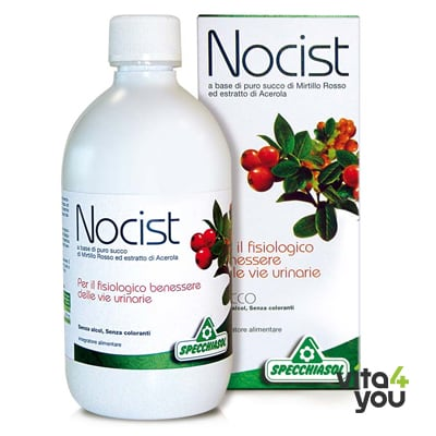 Specchiasol Nocist Cranberry 250 ml
