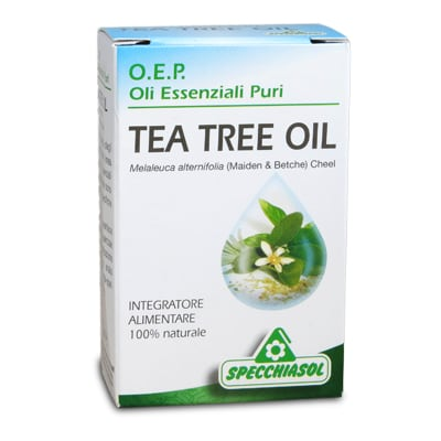 Specchiasol Tea Tree essential oil 10 ml
