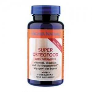 Higher Nature Super Osteofood 90 tabs