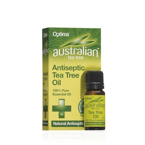 Optima Australian Tea Tree Antiseptic Oil 10 ml