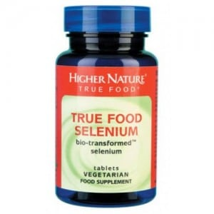 Higher Nature Selenium True Food 60 tabs