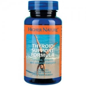 Higher Nature Thyroid Support Formula 60 caps