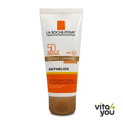 La Roche Posay Anthelios Unifiant SPF 50 Blur mousse Golden 40 ml