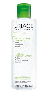 Uriage Thermal Micellar Water combination & oily skin 250 ml